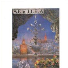 Coleccionismo de carteles: 895. SEVILLA. 1987. FIESTAS DE PRIMAVERA. Lote 194528350