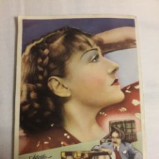 Coleccionismo de carteles: PAPA SE CASA FOLLETO ANTIGUO DE MANO PROGRAMA DE CINE. Lote 194738172