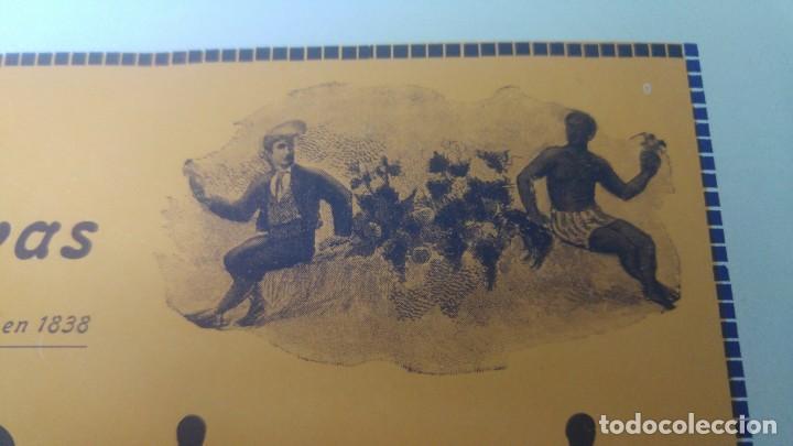 Coleccionismo de carteles: FABRICA DE CONSERVAS -A.PEDREROL- MOLINS DE REY BARCELONA HOJA PUBLICIDAD AÑO 1920 - Foto 2 - 194906817