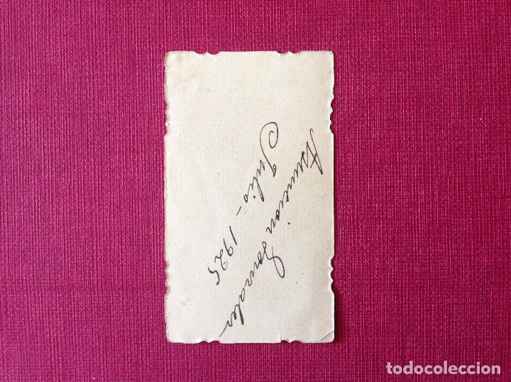 Coleccionismo de carteles: Antigua Estampa religiosa. - Foto 2 - 195316425