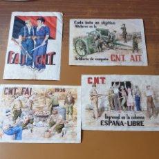 Coleccionismo de carteles: CNT FAI AI. Lote 195390708