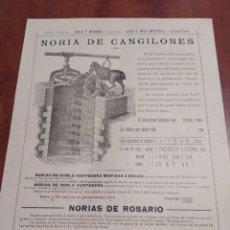 Colecionismo de cartazes: PUBLICIDAD ANTIGUA .. Lote 200836548