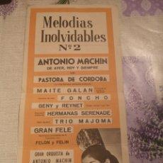 Coleccionismo de carteles: CARTEL ZINE OTERO MADRID 1967.. Lote 202035718
