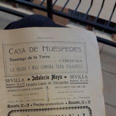 Coleccionismo de carteles: ANUNCIO 1903. Lote 203807608