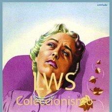 Collectionnisme d'affiches: EN MENOPAUSIA DISTOVAGAL - CARTELES IMÁGENES PUBLICIDAD - FARMACIAS - BOTICAS MEDICAMENTOS. Lote 204337448