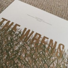 Coleccionismo de carteles: THE WREENS / CONCERT MINI POSTER 19X14 CM APROX. Lote 204500680