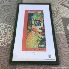Coleccionismo de carteles: CARTEL CARNAVAL DE OLOT 2000 - PERE PLANA PLANAPUIG. Lote 204994342