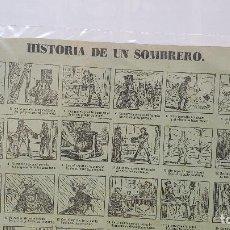 Coleccionismo de carteles: HISTORIA DE UN SOMBRERO-Nº17. Lote 212700082