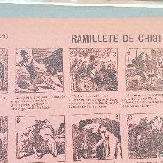 Coleccionismo de carteles: RAMILLETES DE CHISTES Nº108. Lote 212700401