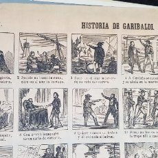 Coleccionismo de carteles: HISTORIA DE GARIBALDI Nº97. Lote 212700555