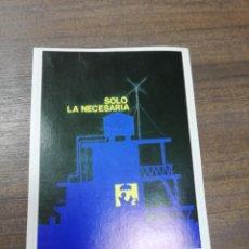 Coleccionismo de carteles: REVOLUCION. CUBA. CUBANA. PEQUEÑO CARTEL. MEDIDAS : 18 X 14 CM APROX.. Lote 212960547
