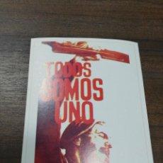 Coleccionismo de carteles: REVOLUCION. CUBA. CUBANA. PEQUEÑO CARTEL. MEDIDAS : 18 X 14 CM APROX.. Lote 212960623