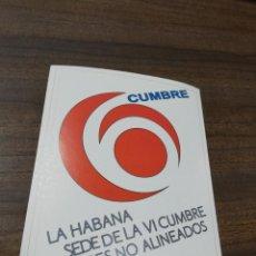 Coleccionismo de carteles: REVOLUCION. CUBA. CUBANA. PEQUEÑO CARTEL. MEDIDAS : 18 X 14 CM APROX.. Lote 212960741