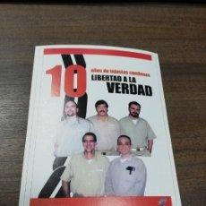Coleccionismo de carteles: REVOLUCION. CUBA. CUBANA. PEQUEÑO CARTEL. MEDIDAS : 18 X 14 CM APROX.. Lote 212960901