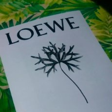Collectionnisme d'affiches: CARTEL LOEWE WUNDERGARTEN DER NATUR POSTER. Lote 277303858