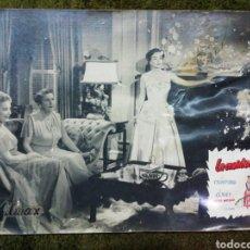 Coleccionismo de carteles: CARTEL DE CINE. Lote 221888287