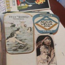 Coleccionismo de carteles: CARTELES COLONIAS ANTIGUAS. Lote 222035802