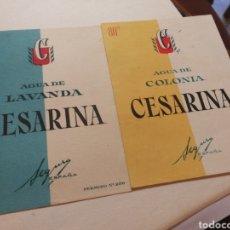 Coleccionismo de carteles: CARTEL COLONIAS. Lote 222037705