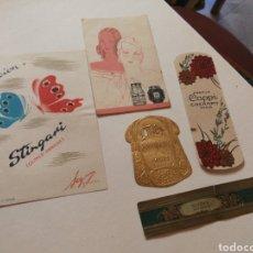 Coleccionismo de carteles: CARTELES ANTIGUOS COLONIAS. Lote 222038036