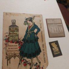 Coleccionismo de carteles: CARTELES ANTIGUOS. Lote 222039251