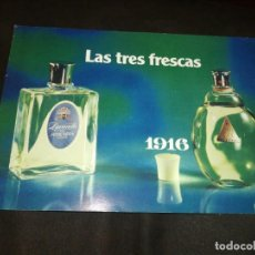 Coleccionismo de carteles: MIRURGIA, ANTIGUO Y ORIGINAL DIPTICO COLONIA 1916. Lote 223157523