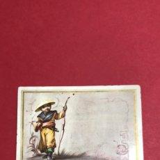 Collectionnisme d'affiches: INVITACIÓN PARA LOS BAILES DE MÁSCARA - CASINO CÉRES. Lote 225324425