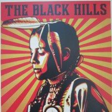 Coleccionismo de carteles: PÓSTER DE OBEY - BLACK HILLS ARE NOT FOR SALE - IMPRESIÓN DE GRAN CALIDAD - 31X41,5 CM. Lote 232634365