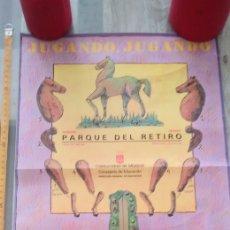 Coleccionismo de carteles: ANTIGUO CARTEL PUBLICITARIO. Lote 233364525