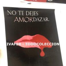 Coleccionismo de carteles: CARTEL FEMINISTA DE EXPOSICION DIA INTERNACIONAL DE LA NO VIOLENCIA CONTRA LA MUJER ORIGINAL, UNICO.. Lote 243929885