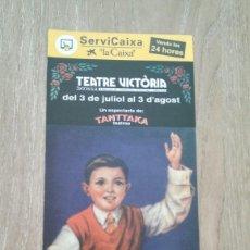 Coleccionismo de carteles: LOTE 3 CARTELES EL FLORIDO PENSIL. Lote 244426180