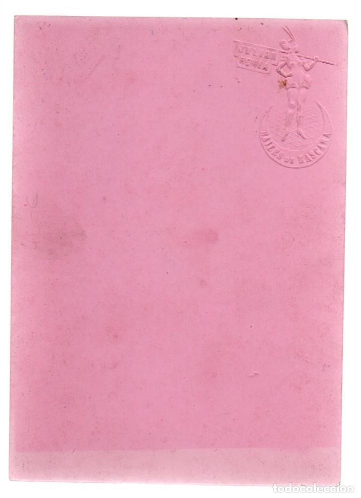 Coleccionismo de carteles: SOCIEDADES JULIAN ROMEA , 2º BAILE, CARNAVAL 1881, TEATRO ROMEA, INVITACION CABALLERO, LIT. GASPAR - Foto 2 - 245582110