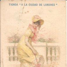 Coleccionismo de carteles: CALENDARIO DE BOLSILLO DEL SIGLO 19 MUY DIFÍCIL LEER DESCRIPCIÓN. Lote 247130375