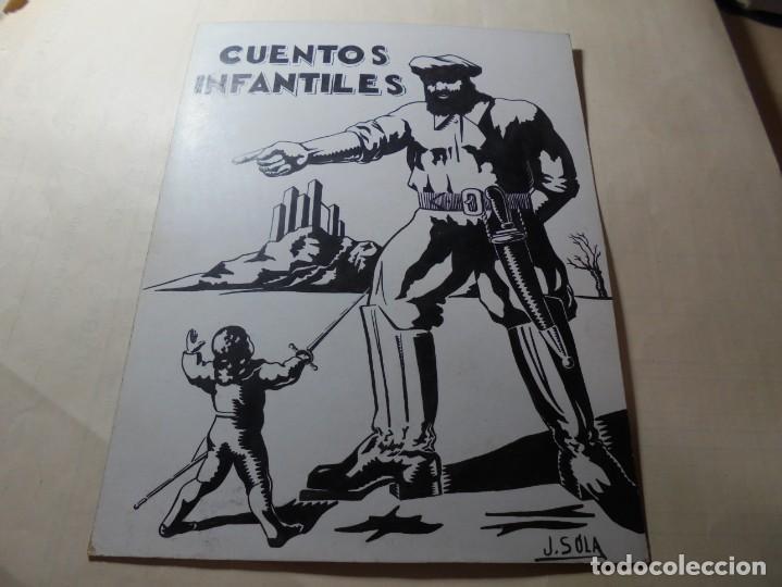 Coleccionismo de carteles: antiguo antiguo cartel maqueta dibujo original,cuentos infantiles - Foto 6 - 248602165