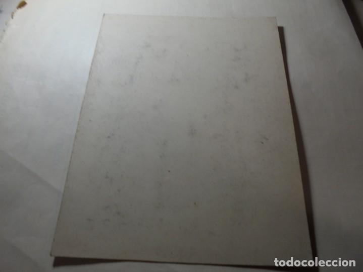 Coleccionismo de carteles: antiguo antiguo cartel maqueta dibujo original,cuentos infantiles - Foto 7 - 248602165