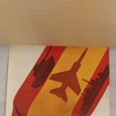Coleccionismo de carteles: CARTEL FUERZAS ARMADAS BARCELONA MAYO 1981. Lote 251804080