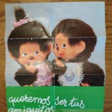 Coleccionismo de carteles: POSTER VIRKIKI DE VIR 32,5 X 22,5 CM. Lote 258032020