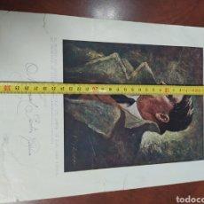 Coleccionismo de carteles: CARTEL , HITLER 1939.. Lote 261348870