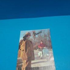 Coleccionismo de carteles: PUBLICIDAD. ...VESPA.......PUBLICADA EN LA REVISTA READER'S DIGEST..AÑOS 70... Lote 268960999