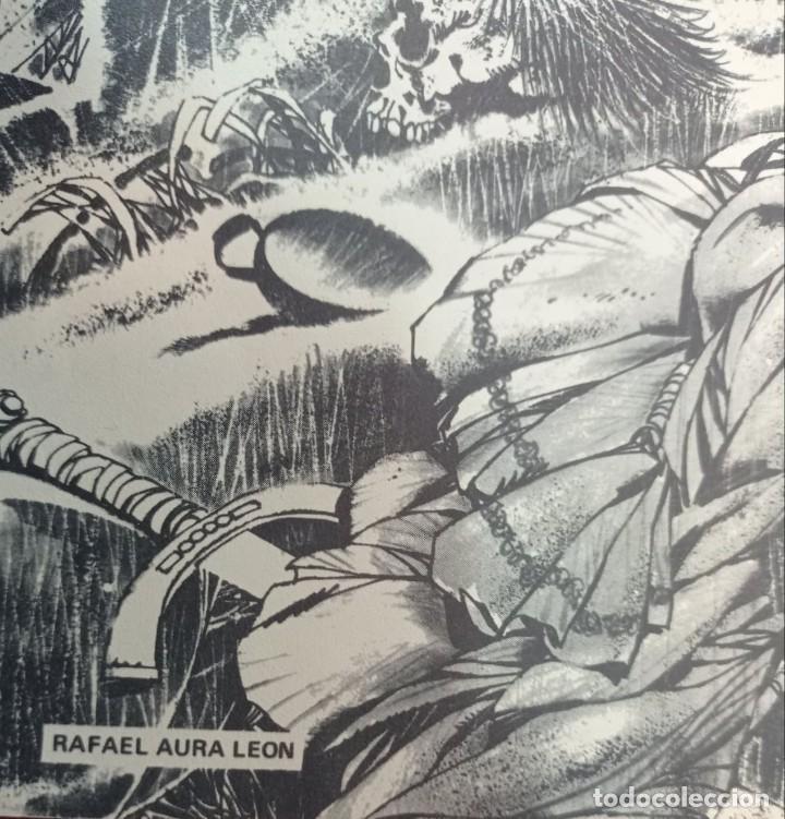 Coleccionismo de carteles: CARTEL POSTER CREEPY DE RAFAEL AURALEON - Foto 3 - 276266703