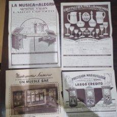 Coleccionismo de carteles: RECORTE DE PUBLICIDAD AÑOS 60. Lote 289741913
