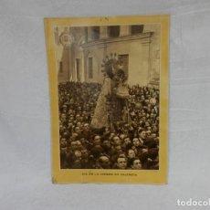 Coleccionismo de carteles: CALENDARIO, EL AS DE OROS, VALENCIA, MEDIAS Y CALCETINES, DIA DE LA VIRGEN, 47 X 34 CM, ORIGINAL. Lote 293152708
