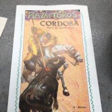 Coleccionismo de carteles: CARTEL PLAZA DE TOROS CORDOBA. FERIA DE MAYO 1988. RUIZ MIGUEL - VICTOR MENDES Y FERMIN VIOQUE. Lote 296621368
