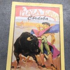 Coleccionismo de carteles: CARTEL PLAZA DE TOROS CORDOBA. FERIA MAYO 1993. NIÑO DE LA CAPEA - MANUEL CABALLERO - CHAMACO. Lote 296623303