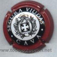 Coleccionismo de cava: PLACA CAVA - SEGURA VIUDAS. Lote 3435186