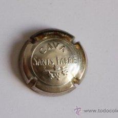 Coleccionismo de cava: PLACA DE CAVA SANTS FARRÉ DE PLATA ESPECIAL TROBADA . Lote 9644611