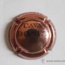 Coleccionismo de cava: PLACA DE CAVA BONET. Lote 10256428