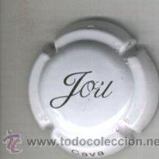 Coleccionismo de cava: PLACA DE CAVA. JOU. BLANCA. . Lote 13044577