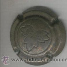 Coleccionismo de cava: PLACA DE CAVA. LOXAREL. GRAVADA. BRONCE. BRONZE. . Lote 13063526