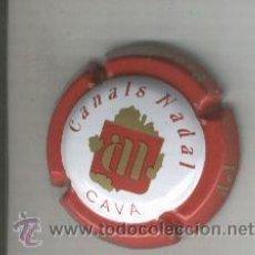 Coleccionismo de cava: PLACA DE CAVA. CANALS NADAL.DIFICIL. . Lote 13070966