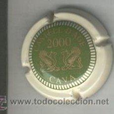 Coleccionismo de cava: PLACA DE CAVA. CASTELL D' AGE. 2000. 1468. DIFICIL. Lote 211050747